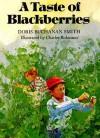 A Taste of Blackberries - Doris Buchanan Smith