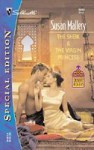 The Sheik and the Virgin Princess (Silhouette Special Edition, #1453) - Susan Mallery