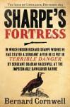 Sharpe's Fortress (Sharpe, #3) - Bernard Cornwell