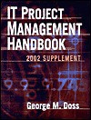 IT Project Management Handbook - Prentice Hall, Prentice Hall Publishing