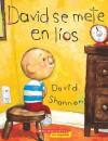 David Gets In Trouble (david Se Mete En Lios): David Se Mete En Lios (Coleccion Rascacielos) - David Shannon
