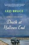Death at Hallows End - Leo Bruce