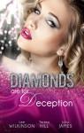 Diamonds Are For Deception/The Carlotta Diamond/The Texan's Diamond Bride/From Dirt To Diamonds - Lee Wilkinson, Teresa Hill, Julia James
