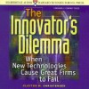 The Innovator's Dilemma: When New Technologies Cause Great Firms to Fail (Audiocd) - Clayton M. Christensen, Don Leslie