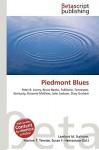 Piedmont Blues - Lambert M. Surhone, VDM Publishing, Susan F. Marseken