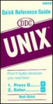 Quick Reference Guide: UNIX - DDC Publishing