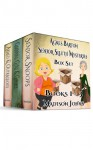 Agnes Barton Senior Sleuth Mysteries Box Set, cozy mystery (Books 1-3) (An Agnes Barton senior sleuth mystery) - Madison Johns