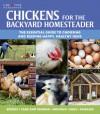Chickens for the Backyard Homesteader - Suzie Baldwin