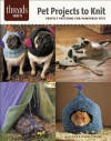 Pet Projects to Knit: perfect patterns for pampered pets - Sally Muir, Joanna Osborne