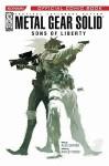 Metal Gear Solid, Volume Two: Sons of Liberty - Alex Garner, Ashley Wood