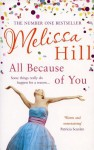 All Because of You - Melissa Hill