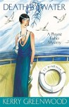 Death by Water (Phryne Fisher, #15) - Kerry Greenwood