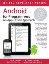 Android for Programmers: An App-Driven Approach - Paul J. Deitel, Harvey M. Deitel, Abbey Deitel, Michael Morgano
