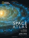 Space Atlas: Mapping the Universe and Beyond - James Trefil, Buzz Aldrin