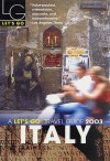 Let's Go Italy 2003 - Let's Go Inc.