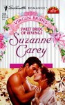 Sweet Bride Of Revenge (Virgin Brides/June Brides) (Silhouette Romance) - Suzanne Carey