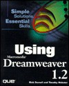 Using Macromedia Dreamweaver 1.2 - Rick Darnell, Tim Webster