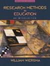Research Methods in Education: An Introduction - William Wiersma