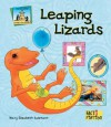 Leaping Lizards - Mary Elizabeth Salzmann