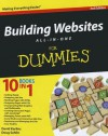 Building Web Sites: All-in-one for Dummies - David Karlins, Doug Sahlin