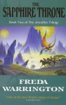 The Sapphire Throne - Freda Warrington