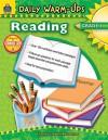 Daily Warm-Ups: Reading, Grade 4 - Sarah Clark