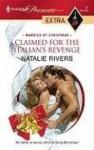 Claimed for the Italian's Revenge - Natalie Rivers