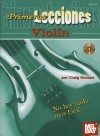 First Lessons Violin, Spanish Edition Book/CD Set - Craig Duncan