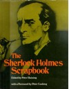 The Sherlock Holmes Scrapbook - Peter Haining, Peter Cushing