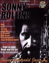 Vol. 8, Sonny Rollins (Book & CD Set) - Various Artists