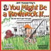 NOT A BOOK: Jeff Foxworthy's You Might Be a Redneck If... 2007 Wall Calendar - NOT A BOOK