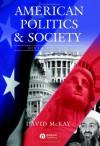 American Politics and Society - David H. McKay