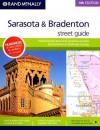 Rand Mc Nally 4th Edition Sarasota & Bradenton Street Guide: Including Manatee And Sarasota Counties And Portions Of Charlotte County - Rand McNally