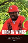 Broken Wings: Inspirational Words - Anderson Carolyn Dunn