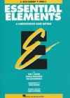 Essential Elements: E-Flat Alto Clarinet, Book 2: A Comprehensive Band Method - Rhodes Biers