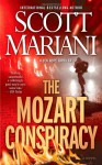 The Mozart Conspiracy (Ben Hope #2) - Scott Mariani