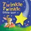 Twinkle, Twinkle, Little Star: A Collection of Bedtime Rhymes. [Illustrated by Gill Guile] - Gill Guile