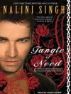 Tangle of Need (Psy-Changeling, #11) - Nalini Singh, Angela Dawe