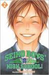Seiho Boys' High School!, Vol. 2 - Kaneyoshi Izumi
