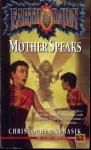 Mother Speaks - Christopher Kubasik