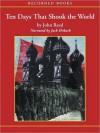 Ten Days That Shook the World (MP3 Book) - John Reed, Jack Hrkach