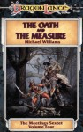 The Oath and the Measure (Dragonlance: Meetings Sextet, #4) - Michael Williams, Clyde Caldwell