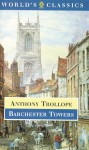 Barchester Towers - Anthony Trollope, John Sutherland, Michael Sadleir, Frederick Page