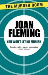 You Won't Let Me Finnish - Joan Fleming