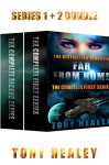Far From Home Bundle (Complete Series 1 & 2) (Far From Home Box set Book 3) - Tony Healey, Laurie Laliberte
