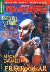 Nowa Fantastyka 167 (8/1996) - Mieszko Zagańczyk, Geoffrey A. Landis, John Brosnan