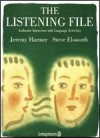 The Listening File - Jeremy Harmer, Steve Elsworth