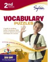 Second Grade Vocabulary Puzzles (Sylvan Workbooks) - Sylvan Learning