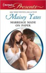 Marriage Made on Paper (Mills & Boon Modern) - Maisey Yates