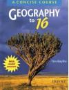 Geography To Gcse - Tim Bayliss